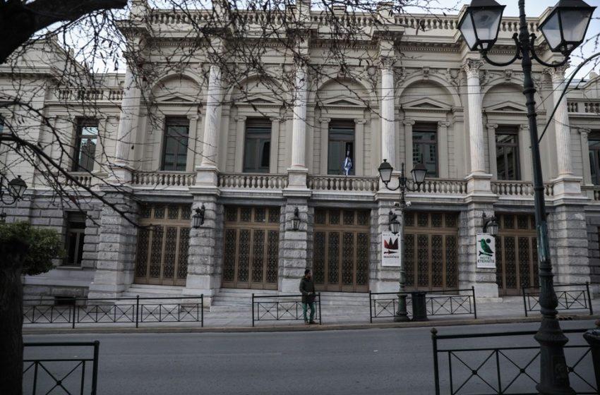 Λιγνάδης: Στη Βουλή η υπόθεση πρόσληψης του αδερφού του στο Εθνικό Θέατρο