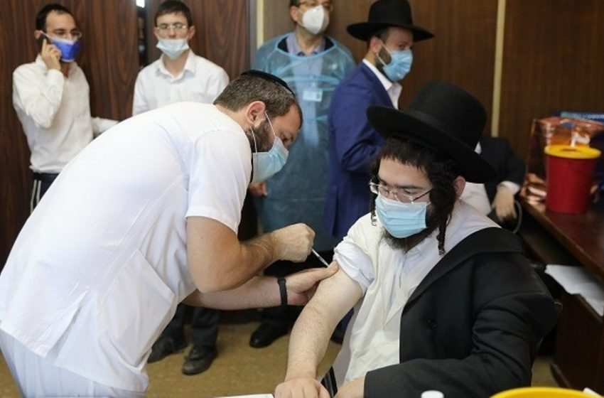 Iσραήλ: Περισσότεροι από 200.000 εμβολιασμοί την μέρα
