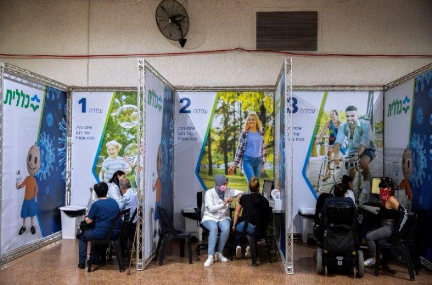 Iσραήλ: Οι εμβολιασμοί έριξαν τους βασικούς δείκτες της πανδημίας