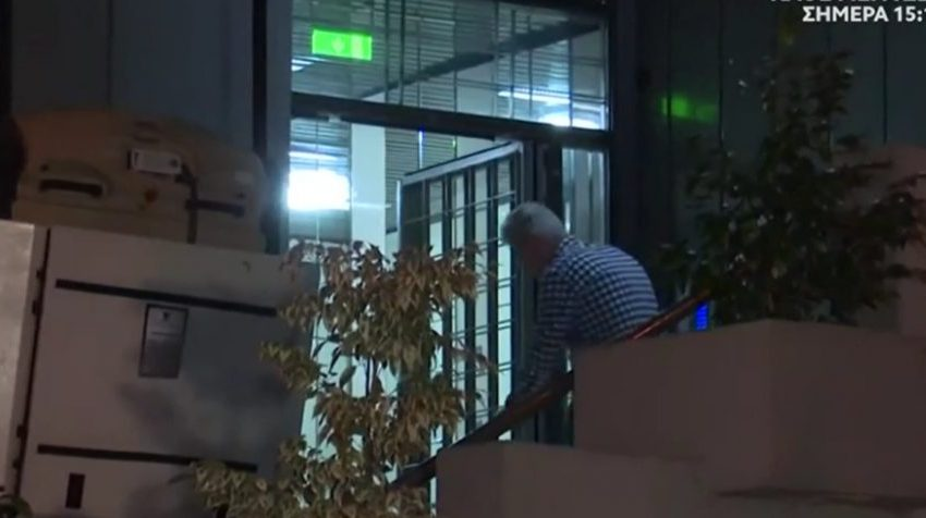 Έκρηξη με γκαζάκια σε γραφεία εφημερίδων