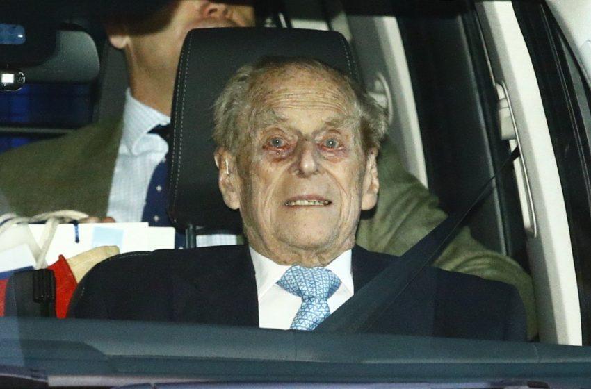Η επίσημη ανακοίνωση από το παλάτι για τον πρίγκηπα Φίλιππο και την εισαγωγή του στο νοσοκομείο