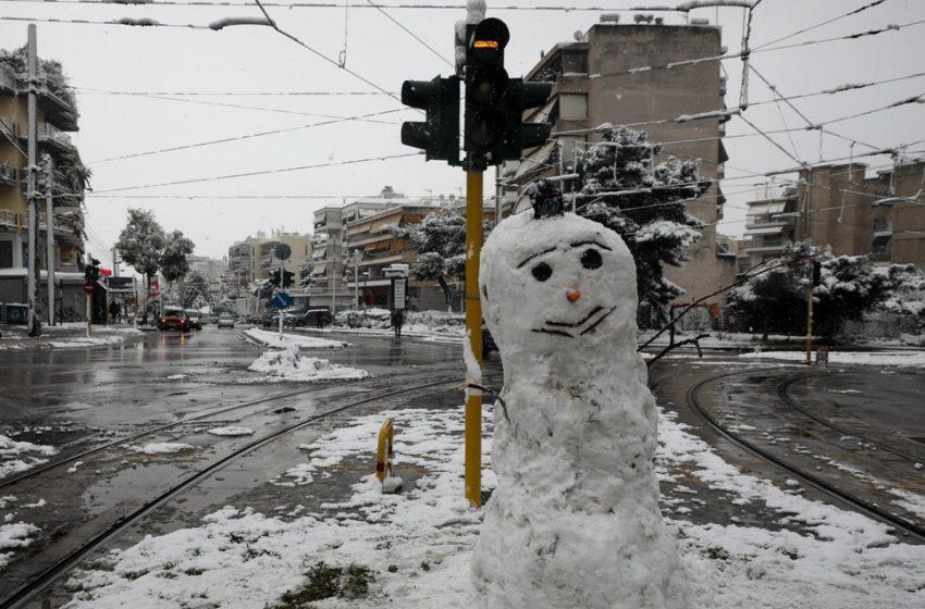 Kαλλιάνος: Σε ποιες περιοχές της Αττικής θα χιονίσει τις επόμενες ώρες (vid)