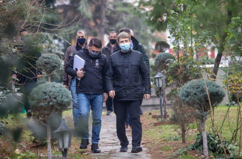 """Επίθεση Χρυσοχοΐδη στον ΣΥΡΙΖΑ μετά την κριτική για την Εθνική Οδό: """"Έκαψαν 100 ανθρώπους στο Μάτι"""""""