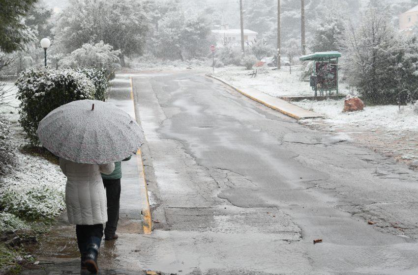 Ρίξτο στον χιονιά…
