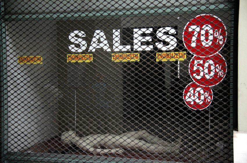 Στοιχεία ΕΛΣΤΑΤ: Εικόνα καταστροφής των επιχειρήσεων – Μείωση τζίρου 41,6 δισ. ευρώ!!!