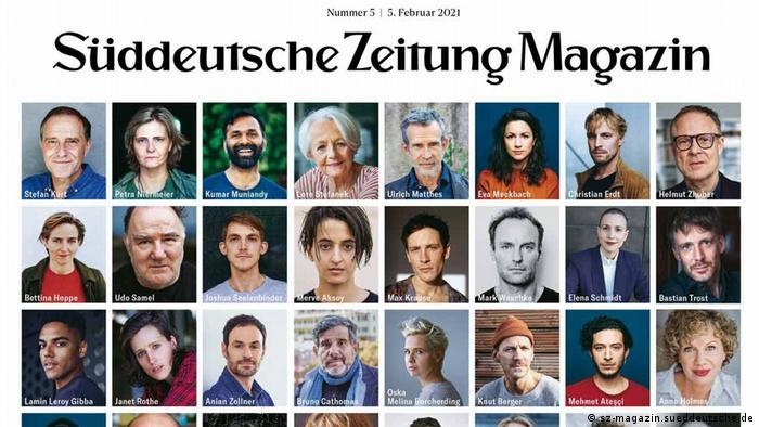 #actΟut: Ένα μανιφέστο γερμανών ηθοποιών για την σεξουαλική ταυτότητα