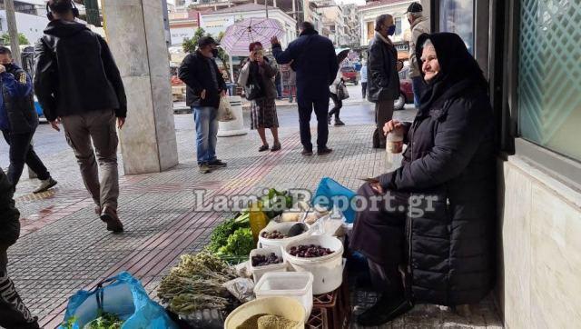 """Θύελλα αντιδράσεων:Έπρεπε να παρέμβει ο Σταϊκούρας για να σβήσουν πρόστιμο 300 ευρώ σε ηλικιωμένη στη Λαμία για """"άσκοπη μετακίνηση""""- Έχει χάσει παιδιά και εγγόνια!"""