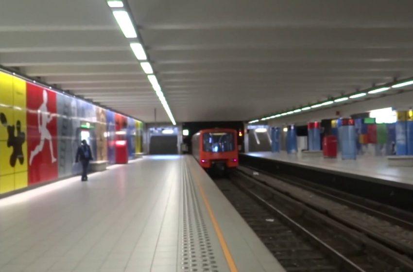 Επίθεση με μαχαίρι στο Μετρό στις Βρυξέλλες, πολλοί τραυματίες