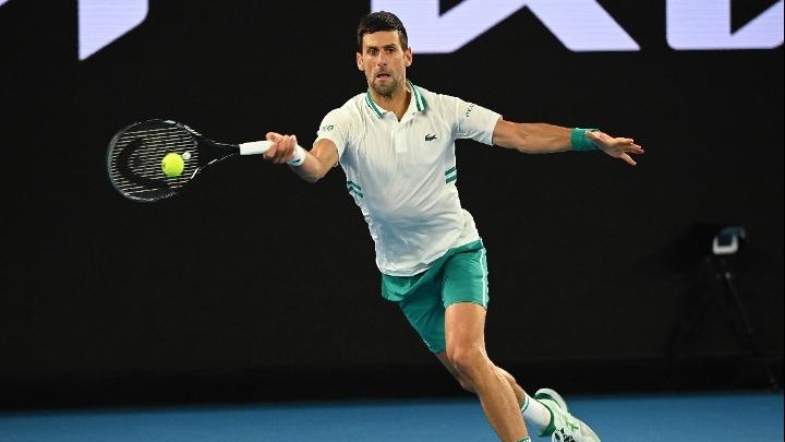 Ο Τζόκοβιτς στον τελικό του Australian Open