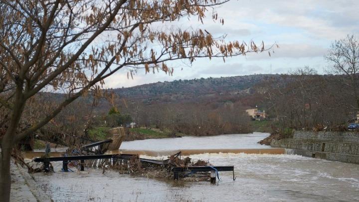 Αύξηση στάθμης των υδάτων σε Άρδα, Έβρο, Ερυθροπόταμο