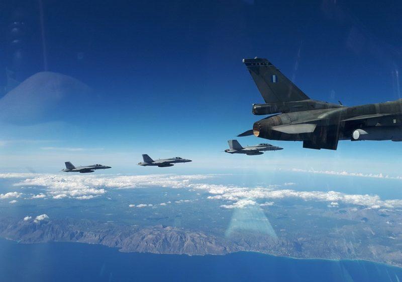 Τσεσμέ: Το Anadolou γράφει ότι δέχθηκε παρενόχληση από ελληνικά F16