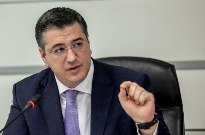 """Τζιτζικώστας κατά Γεωργιάδη για την εστίαση: """"Λίγη σοβαρότητα και λίγος σεβασμός δεν βλάπτουν…"""""""
