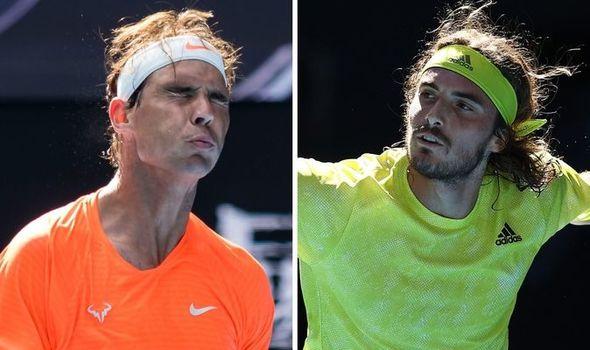 Australian Open: Ο Τσιτσιπάς έχασε τα πρώτα δύο σετ αλλά επικράτησε στο τρίτο επί του Ναδάλ