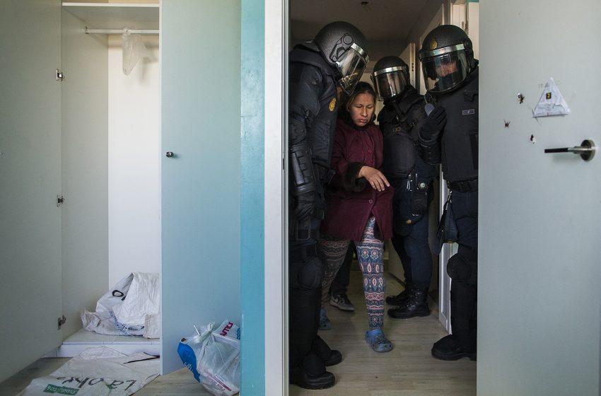 Μέτωπο προστασίας των ενοικιαστών από την Ισπανική Αριστερά