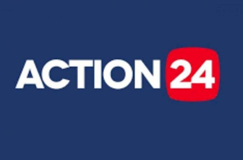 Επίθεση με μολότοφ και μπογιές στο Action 24