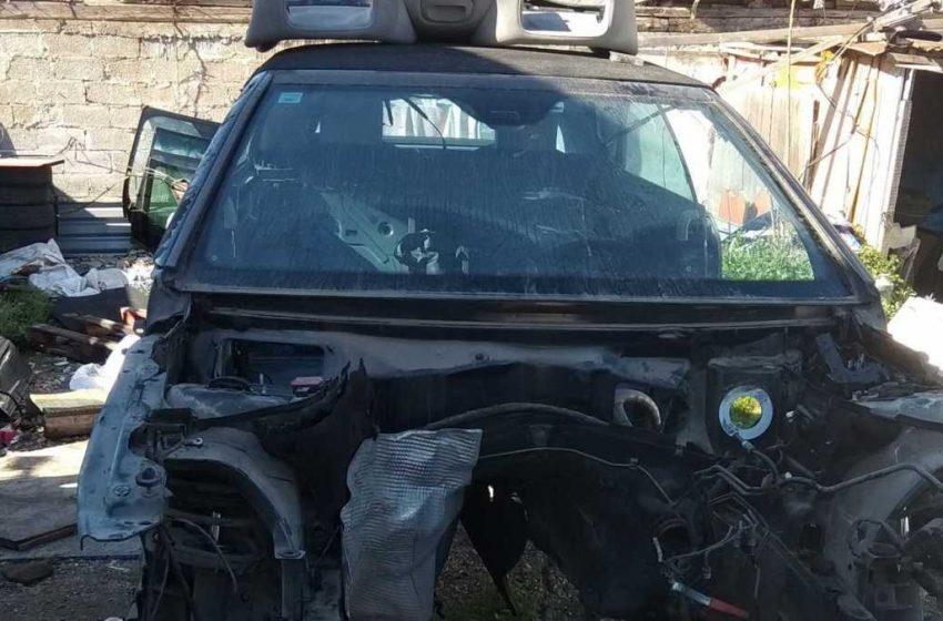 Έκλεβαν αυτοκίνητα και τα πουλούσαν για ανταλλακτικά σε συνεργείο στον Ρέντη