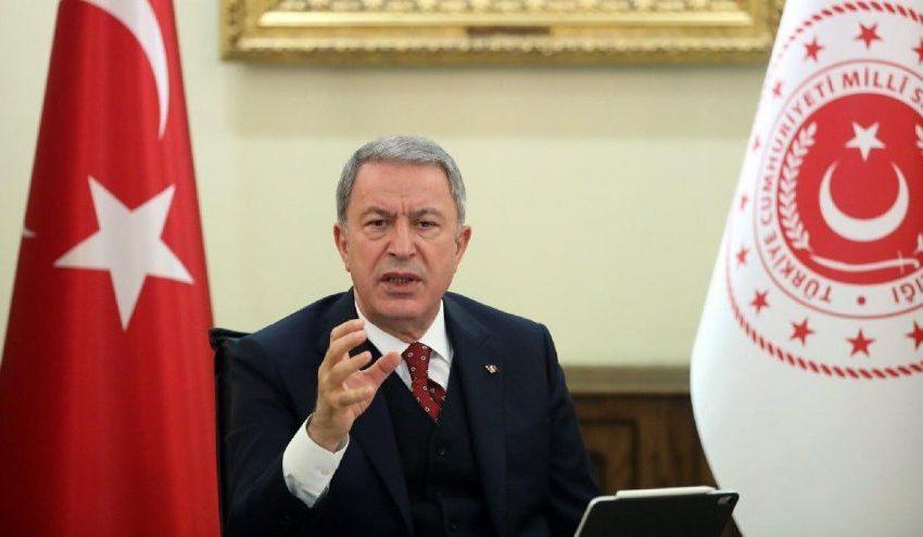 """Κλιμάκωση της προκλητικής ρητορικής: """"Η Ελλάδα να σταματήσει να μας απειλεί"""", δήλωσε ο Ακάρ"""
