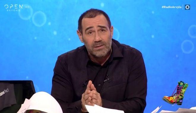 """Ξέσπασε ο Αντώνης Κανάκης για την υπόθεση Λιγνάδη: """"Πόσο κατώτεροι των περιστάσεων είστε…"""""""