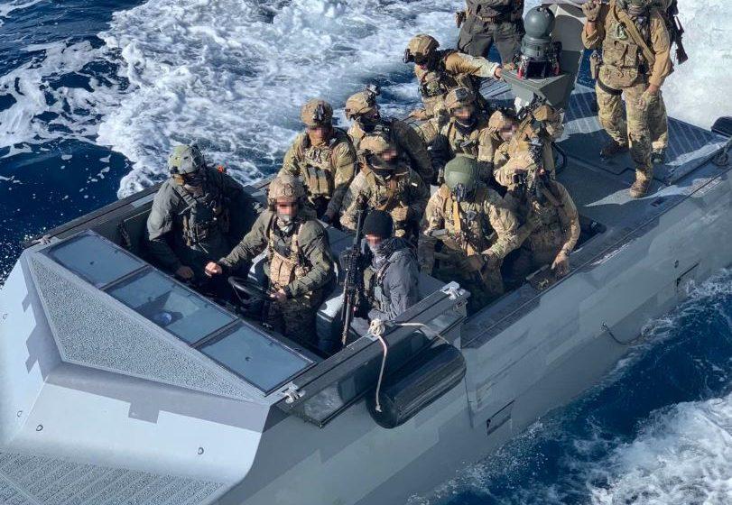 """""""Πεδίο μάχης"""" η Σούδα: Άσκηση Ελλάδας, Κύπρου και ΗΠΑ (εικόνες)"""