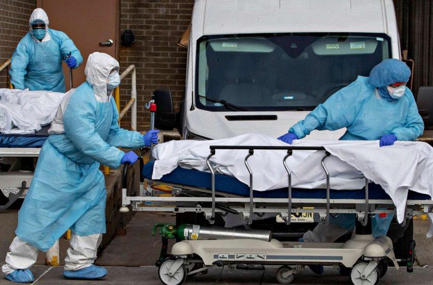 Μοντέλο εφιάλτης: Οι νεκροί στις ΗΠΑ θα ξεπεράσουν τις 630.000