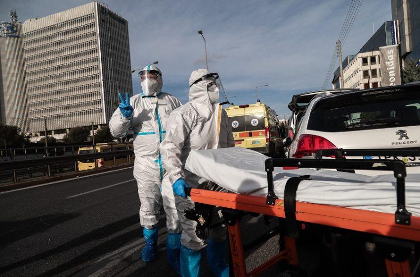 Δυσάρεστη είδηση: 58χρονος υγειονομικός πατέρας τριών παιδιών υπέκυψε από κοροναϊό