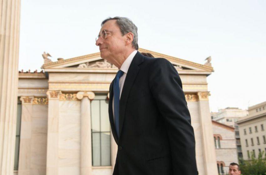 Ιταλία: Πήρε εντολή σχηματισμού κυβέρνησης ο Μάριο Ντράγκι