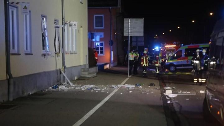 Μεγάλη έκρηξη με τραυματίες στη Βαυαρία