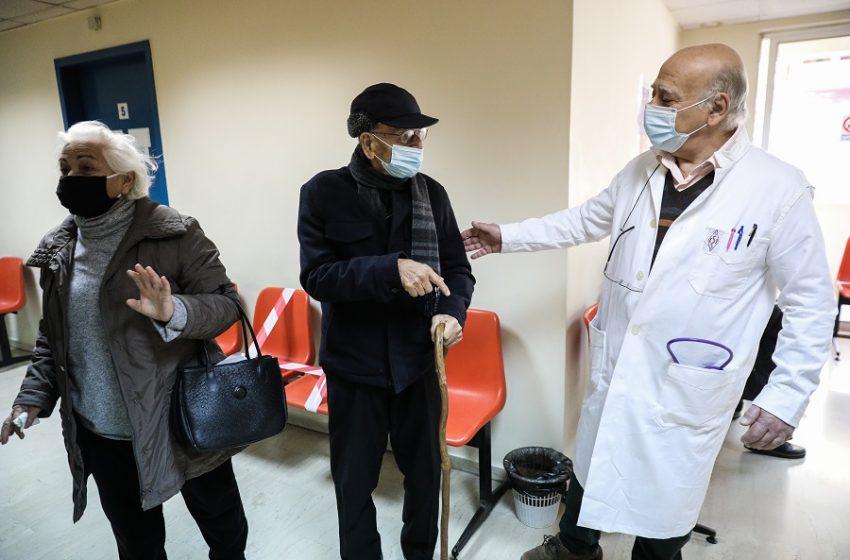 Εμβόλιο AstraZeneca: Από 12 Φεβρουαρίου ο εμβολιασμός για κάτω των 65
