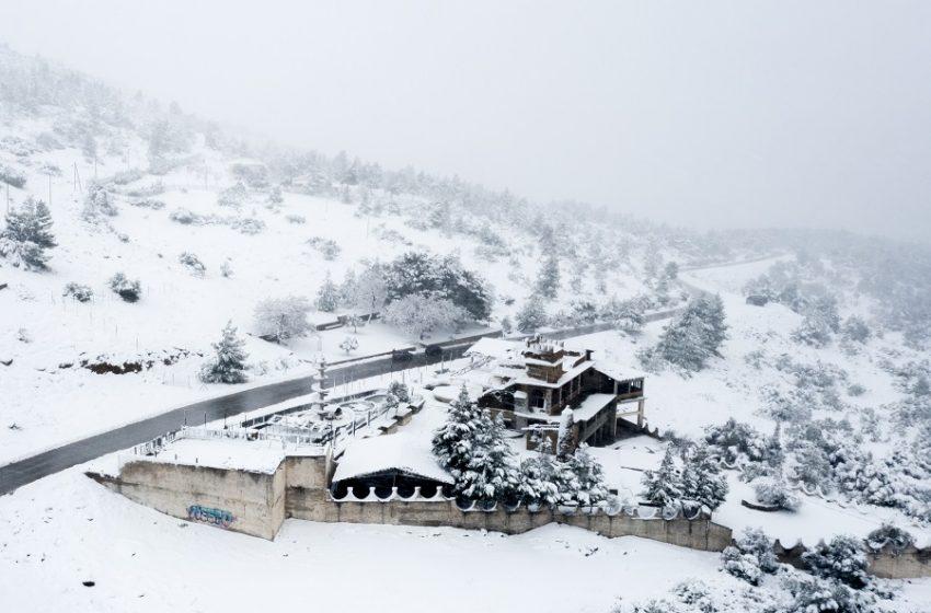 Έκτακτο δελτίο επικίνδυνων φαινομένων – Ισχυρές χιονοπτώσεις και πολύ κρύο
