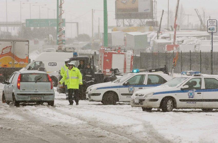 """Κακοκαιρία """"Μήδεια"""": Μεγάλα προβλήματα με διακοπές ρεύματος – Ποιοι δρόμοι έχουν προβλήματα  (Αναλυτικά η εικόνα)"""