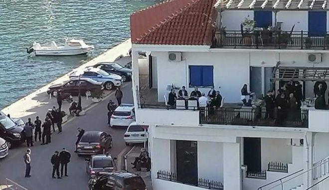 ΣΥΡΙΖΑ ΙΚΑΡΙΑΣ για το γλέντι Μητσοτάκη: Κακογουστιά στα όρια της επικινδυνότητας