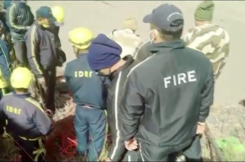 Ινδία-κατάρρευση τμήματος παγετώνα των Ιμαλαΐων: Επτά νεκροί και 125 αγνοούμενοι