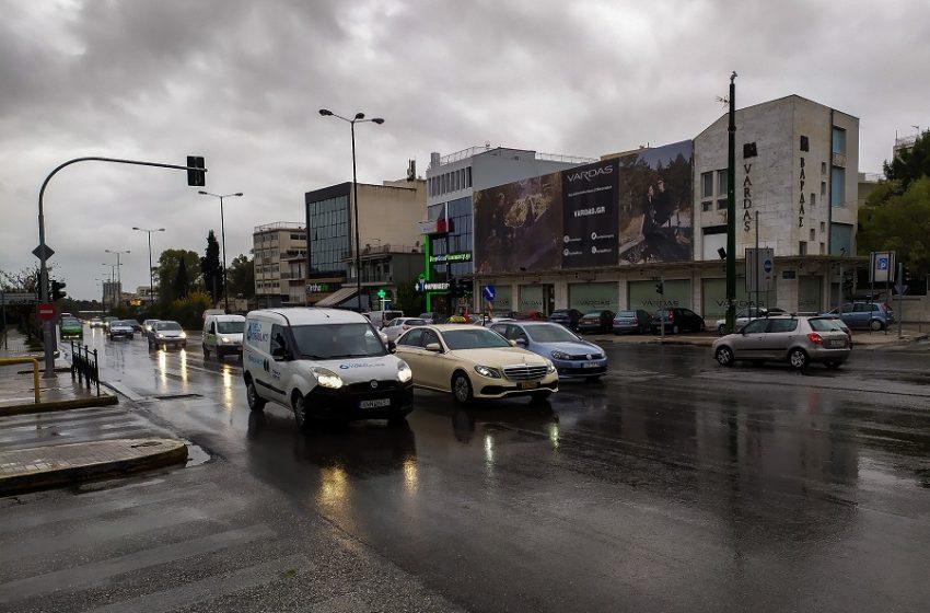 Άστατος καιρός με βροχές, καταιγίδες και διαστήματα βελτίωσης