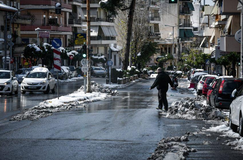 """Καιρός: Χιόνια, βροχές και """"βουτιά"""" του υδράργυρου την Τετάρτη"""