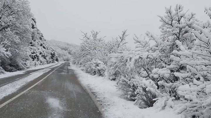 Έως τους -25 βαθμούς η θερμοκρασία στη δυτική Μακεδονία