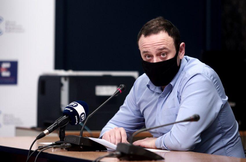 """Μαγιορκίνης στο libre: """"Πέσαμε όλοι έξω, ξαφνιαστήκαμε""""- Τι λέει για το lockdown, τις μεταλλάξεις και την χρήση διπλής μάσκας"""