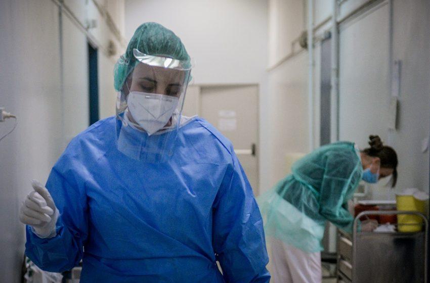 """Καπραβέλος: Κραυγή αγωνίας για ΜΕΘ και ΜΑΦ – """"Πολλοί ασθενείς έχουν πεθάνει λόγω των ελλείψεων"""" (vid)"""