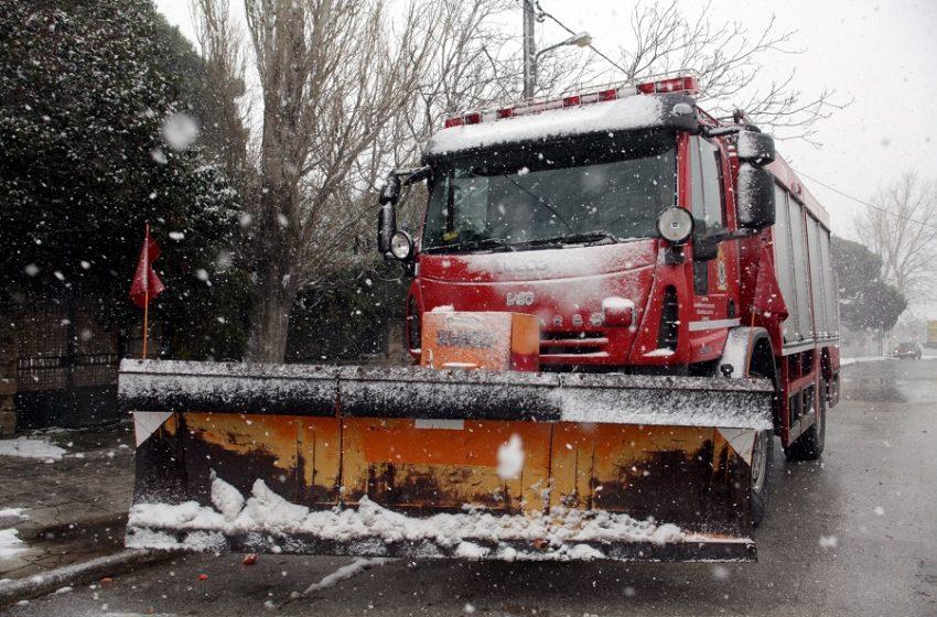 """""""Μήδεια"""" με πυκνές χιονοπτώσεις στην Αττική και διάρκεια  – Τα τελευταία νέα για την επερχόμενη κακοκαιρία"""