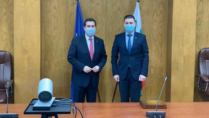 Το νέο Σύμφωνο Μετανάστευσης και Ασύλου της ΕΕ στο επίκεντρο της συνάντησης Μηταράκη- Τερζίισκι στη Σόφια