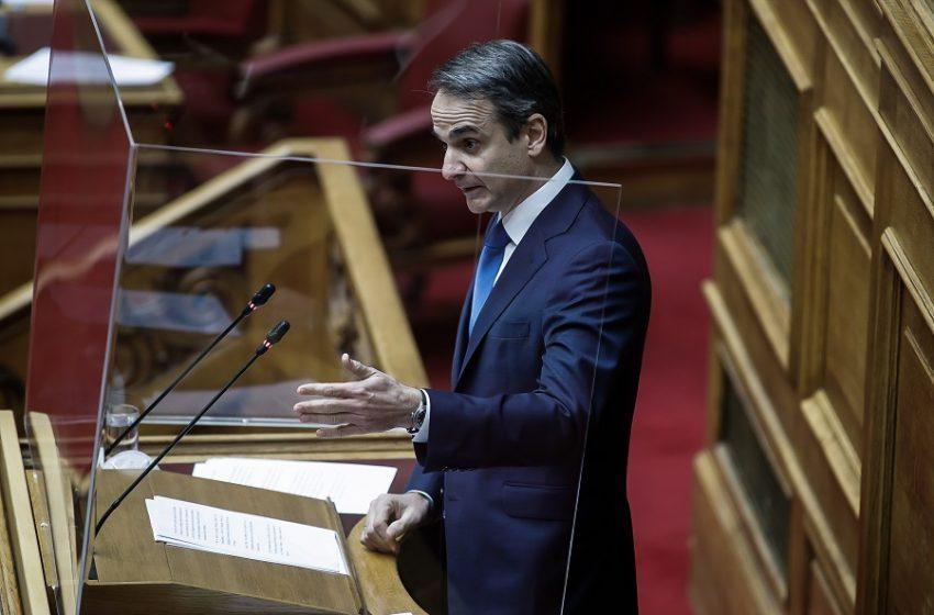 Ο Κυριάκος Μητσοτάκης χαρακτήρισε τα social media κακό για τη δημοκρατία (vid)