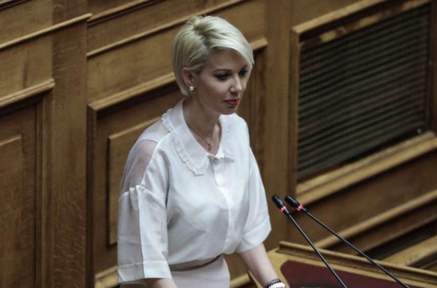 Viral το βίντεο κλιπ με τη βουλευτίνα της ΝΔ σε τραγούδι του Ματθαίου Γιαννούλη (vid)