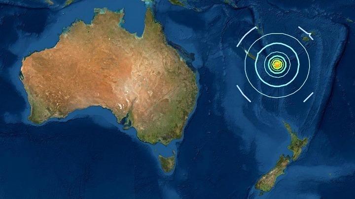 Νέα Ζηλανδία: Να απομακρυνθεί ο κόσμος από τις ακτές ζητούν οι αρχές μετά τον σεισμό – Φόβοι για τσουνάμι