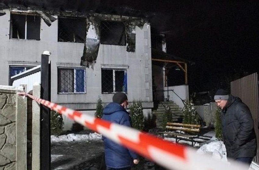 Ένας νεκρός και ένας τραυματίας από έκρηξη σε νοσοκομείο της πόλης Τσερνίβτσι