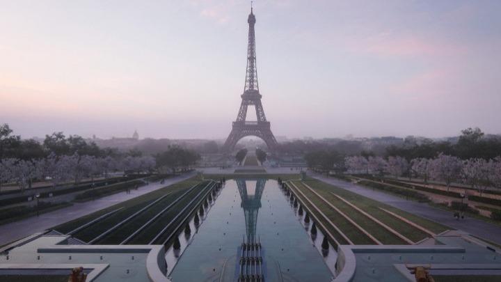 Γαλλία: Lockdown τριών εβδομάδων στο Παρίσι