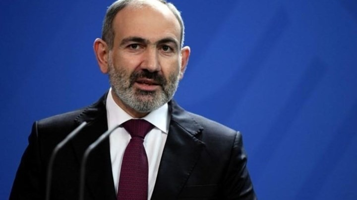 Παραιτήθηκε ο πρωθυπουργός της Αρμενίας