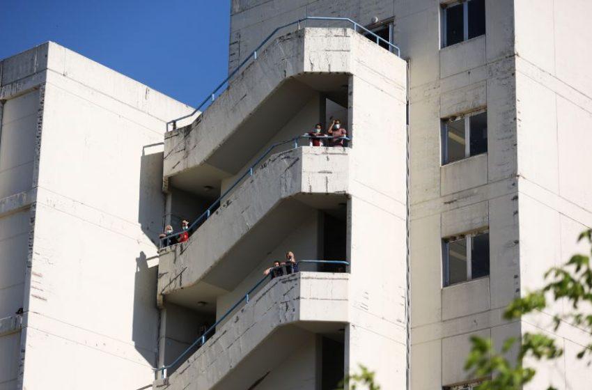 Οκτώ κρούσματα κοροναϊού στο Πανεπιστημιακό Γενικό Νοσοκομείο Πατρών