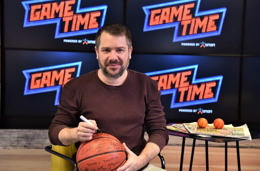 ΟΠΑΠ Game Time ΜΠΑΣΚΕΤ: Ο Γιώργος Συρίγος αναλύει Ευρωλίγκα, Παναθηναϊκό ΟΠΑΠ και Ολυμπιακό