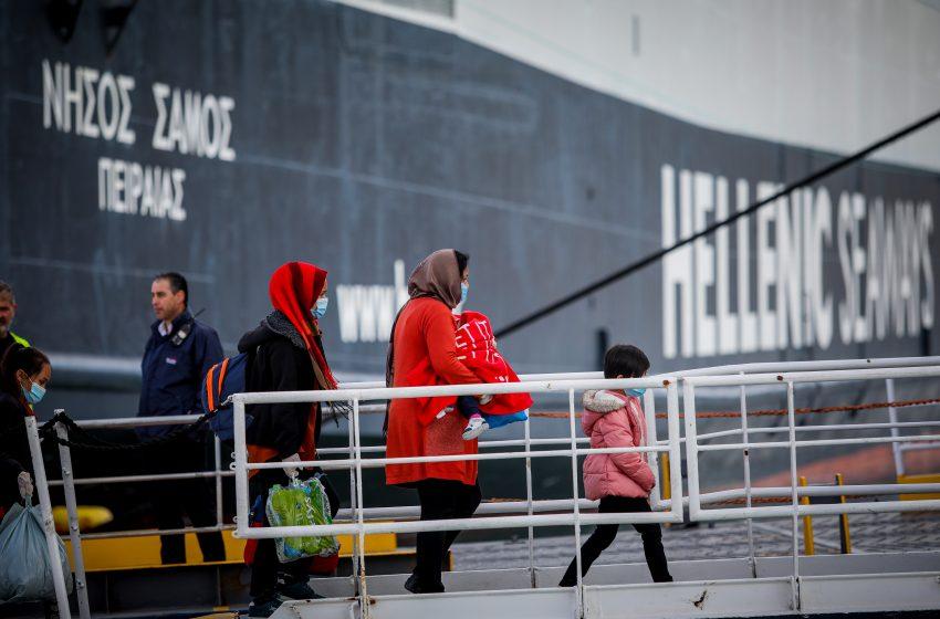 Εντός τριμήνου η λειτουργία της νέας δομής υποδοχής προσφύγων και μεταναστών στη Σάμο