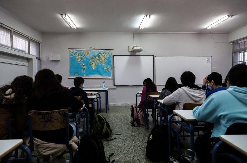 Πρ. ΟΛΜΕ: Οι εκπαιδευτικοί είναι εμβολιασμένοι σε ποσοστό 80% (vid)- Το σχέδιο για την υποχρεωτικότητα