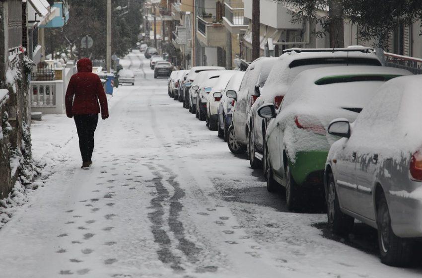 Κλείνουν τα σχολεία στη Θεσσαλονίκη λόγω του χιονιά